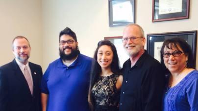 Adoption Day (Dec 2, 2015) | Alyssa Peterson